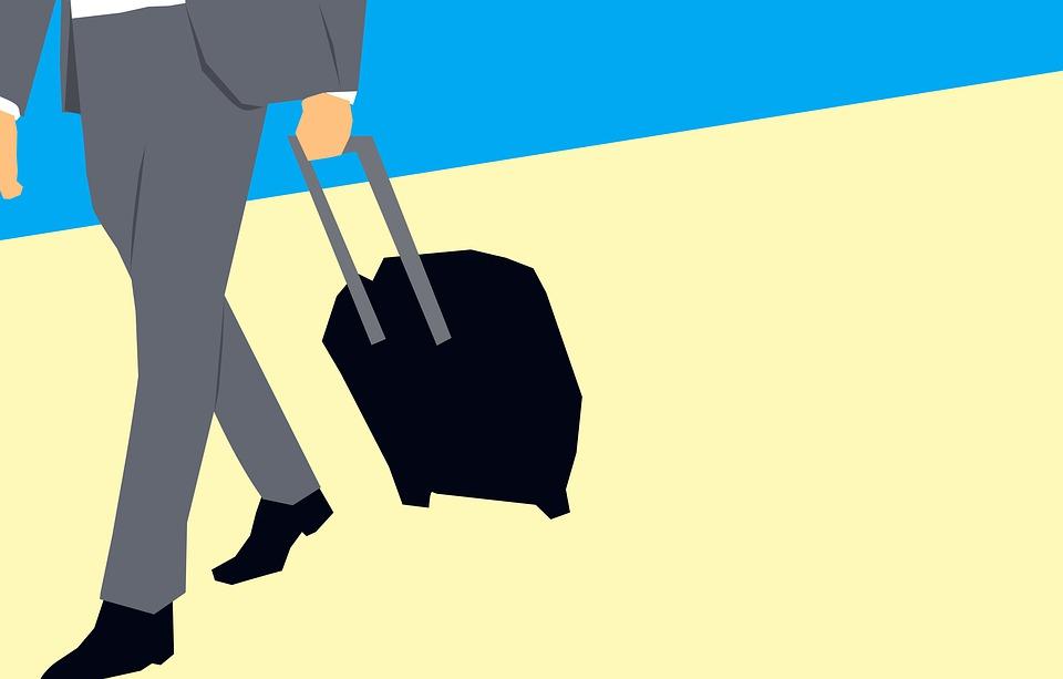 Préparer son voyage d'affaires et ses valises